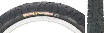 Maxxis Hookworm BMX Tire, 16 x 1.95 Black Steel