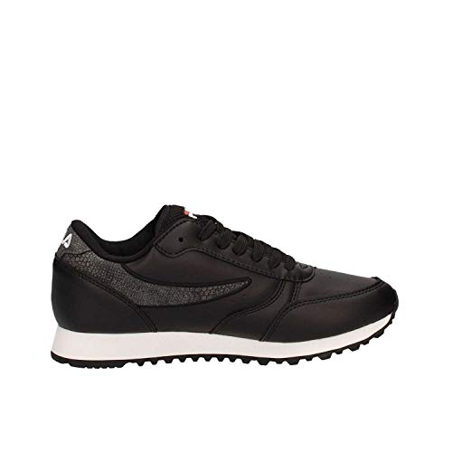 Fila Femme Mode Sneakers Noir Chaussures F Orbit Low R4qrRT