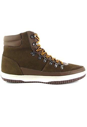 Boras Tramp GT - Zapatillas de skateboarding de ante para hombre marrón pardo marrón - pardo
