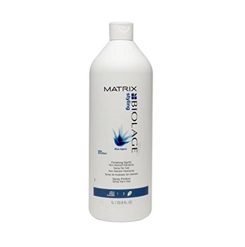 Matrix Biolage Styling Blue Agave Finishing Spritz Hair Spray, 33.8 (Design Spritz)