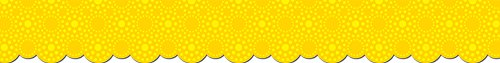 - Creative Teaching Press Lots of Dots Yellow Border (1103)