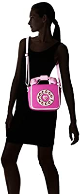Betsey Johnson Phone Bag Cross Body Handbag