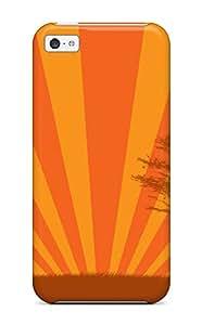 New Arrival AdOATWM19034wHykS Premium Iphone 5c Case(nature)