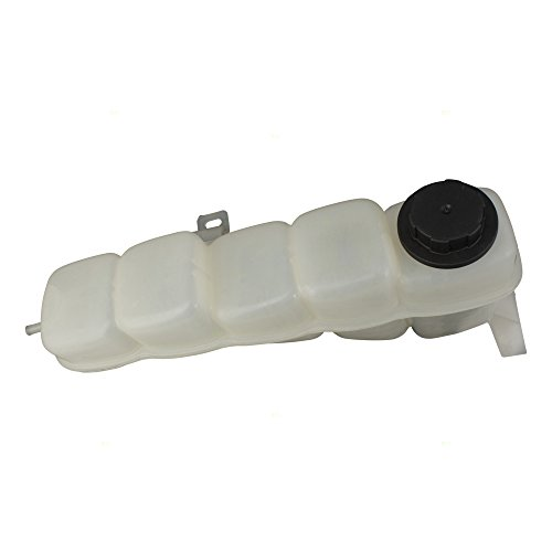 Coolant Recovery Tank Expansion Reservoir Bottle w/Cap Replacement for Ford Excursion Super Duty Pickup Truck 2C3Z8A080AA AutoAndArt ()