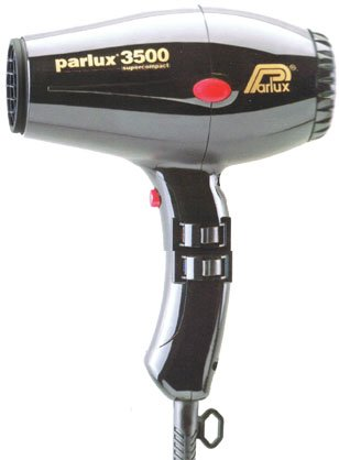 Parlux 3500 Supercompact (Black)