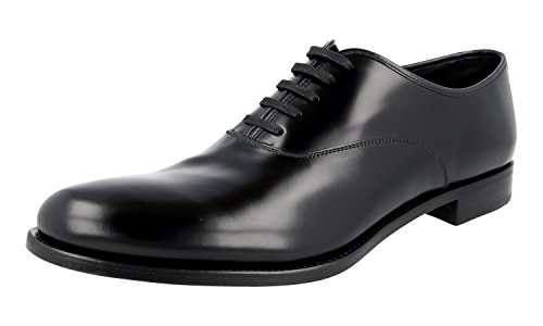 Prada 2ee216 B4l F0804, Mannen Lace Up Brogues