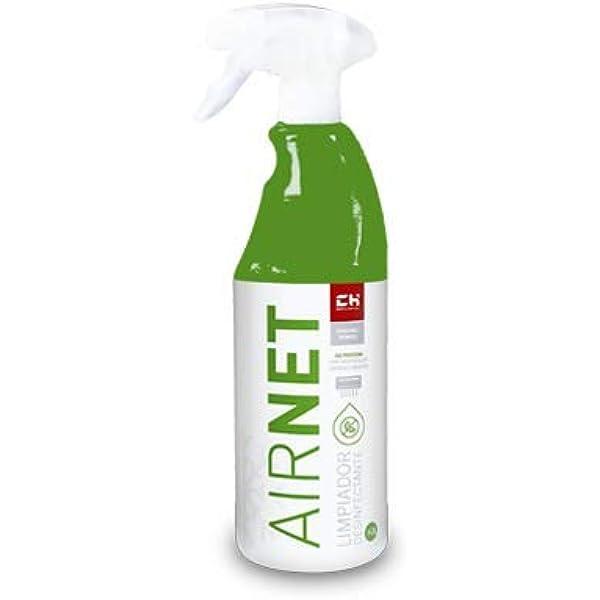 AIRNET - Limpieza higienizante aire acondicionado 750 ml: Amazon ...
