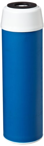 Pentek UDS-10EX1 Bacteriostatic KDF and Carbon Filter Cartridge, 9-3/4'' x 2-7/8'', 5 Micron by SHURFLO