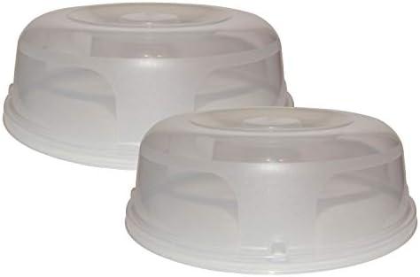 Compra all-around24® - Tapa para microondas (Transparente ...
