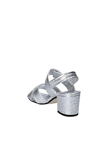 Keys 5717 High Heeled Sandals Women Grey gSBw1vg7