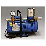 Ambient Air Pump Model A750 Oil-Less For Up To Two Respirator Or One Hood Workers