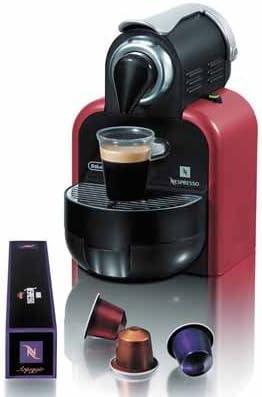 Nespresso Essenza EN90R DeLonghi - Cafetera monodosis (19 bares ...