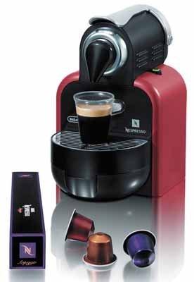 Nespresso Essenza EN90R DeLonghi - Cafetera monodosis (19 ...