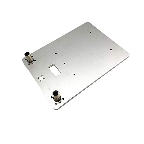 Placa base de aluminio con calefacción para Replicator 2X / clonar ...