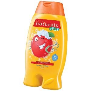 - Avon Naturals Kids Amazing Apple 2in1 Shampoo & Conditioner