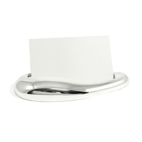 Silver Plated Business Card Holders - Silver-Plated Business Card Holder