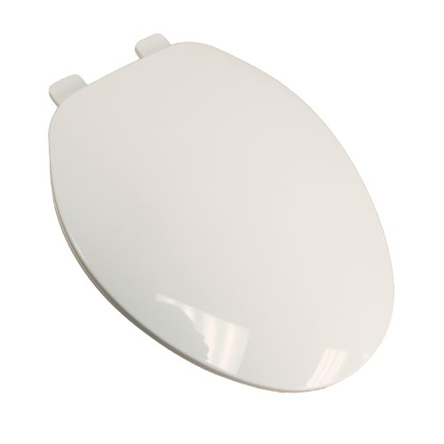 new Comfort Seats C101000 Plastic Round Closed Front with Cover