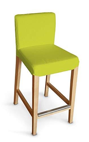 Dekoria Ikea HENRIKSDAL Sgabello da Bar, Colore Lime: Amazon ...