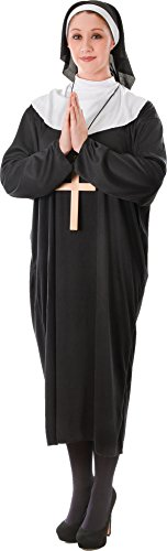 Ladies Sister Act Holy Religious Christian Fancy Dress