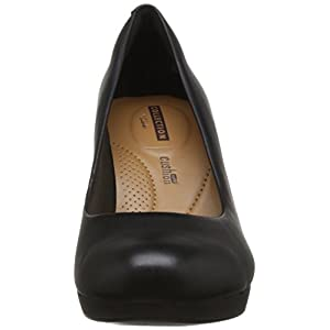 Clarks Women's Adriel Viola Closed-Toe Pumps