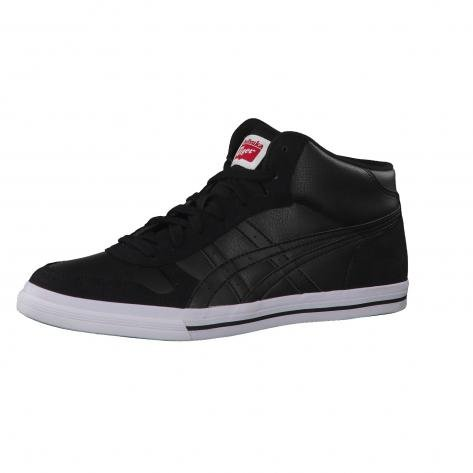 the latest 3352f 90e01 Galleon - Asics Aaron MT Black Black Onitsuka Tiger Sneaker ...