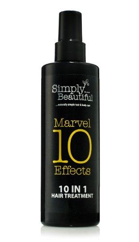 Marvel 10 Effects - 10-in-1 Haarpflegemittel mit Keratin - Bleibt im Haar - 250ml