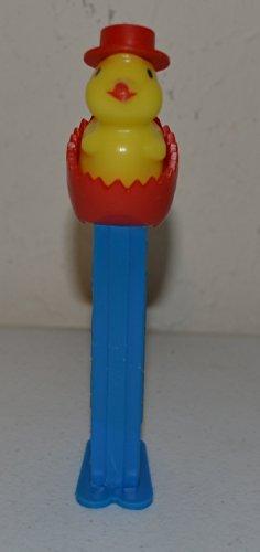 Easter Chicken in Egg Pez Dispenser Oop