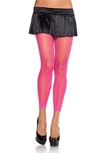 Leg Avenue leggings neon rosa trasparente Taglia unica circa 36 fino a 40 chrysokoll