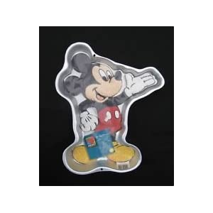 Wilton Disney Mickey Mouse Cake Pan (2105-3601, 1995) Retired Collectible