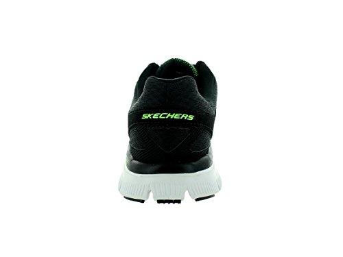 Skechers Flex - Zapatillas Black / White