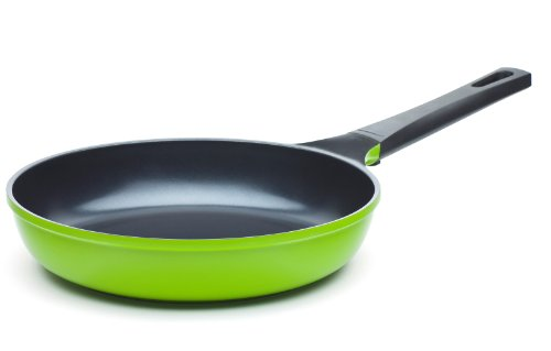 8 Quot Green Earth Frying Pan By Ozeri With Smooth Ceramic
