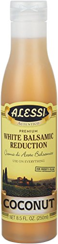 (Alessi Coconut Balsamic Vinegar Reduction,  8.5 Ounce)