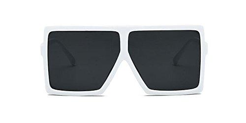 C Lennon style retro soleil rond cercle Frêne inspirées en métallique du polarisées vintage de Noir lunettes Sq8wZw