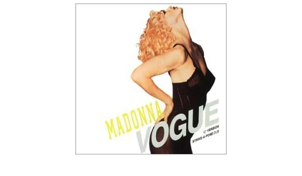 Vogue by Wea International : Madonna: Amazon.es: Música