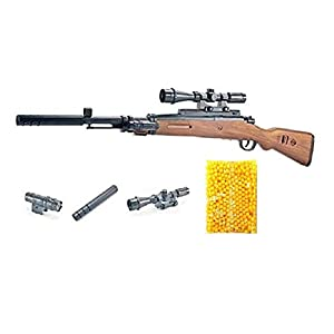 IndusBay® PubG Kar98 K98 Gun...