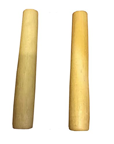 - Wood Handle Replacement for Wok Spatula/Ladle (2 Counts)