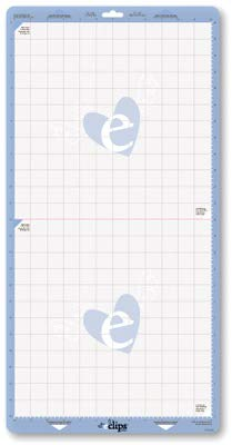 Sizzix Eclips Accessory 12 X 24 Inches Cutting Mat (4 Pack)