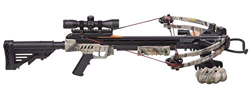 CenterPoint Sniper 370- Crossbow Package Camo