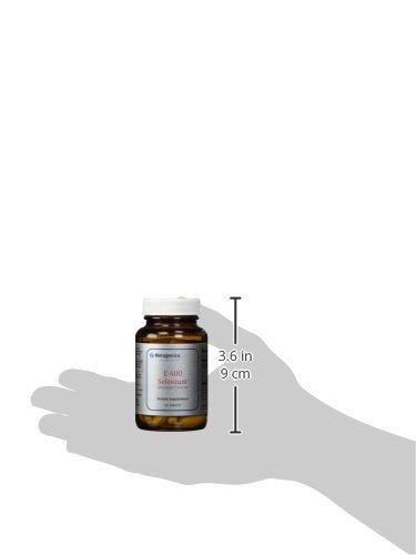 Metagenics - E-400 Selenium - 60 Tablets