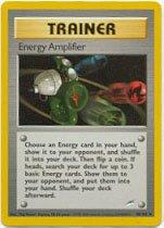 Amplifier Energy (Pokemon Neo Destiny Unlimited Uncommon Energy Amplifier 98/105)