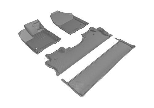 3D Maxpider Complete Set Custom Fit All-Weather Floor Mat...