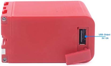 Baxxtar Pro Energy - Batería de Repuesto para Sony NP-F970 USB ...