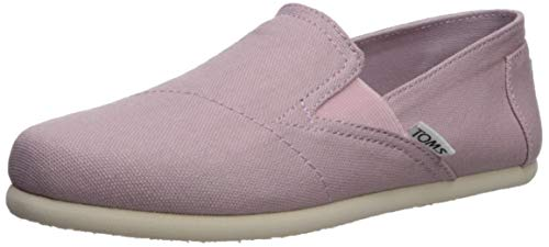 Purple Toms Classics (TOMS Women's Redondo Loafer Flat burnished lilac oxford 7)