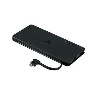 Motorola P4000 Universal Portable Power Pack - Bulk Packaged - Black