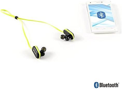 NGS Bluetooth Deporte Auriculares Artica Ranger Edition Amarillo ...