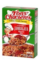 TONY CHACHERES RICE DNR JAMBALAYA, 8 OZ