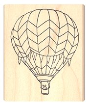 hot air balloon stamp - 6