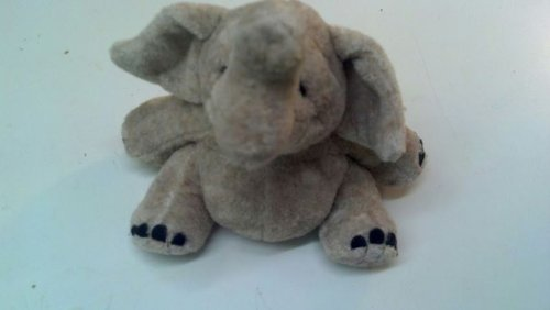 """Used, """"Echo"""" Elephant Cuddly Quarry Critter for sale  Delivered anywhere in USA"""