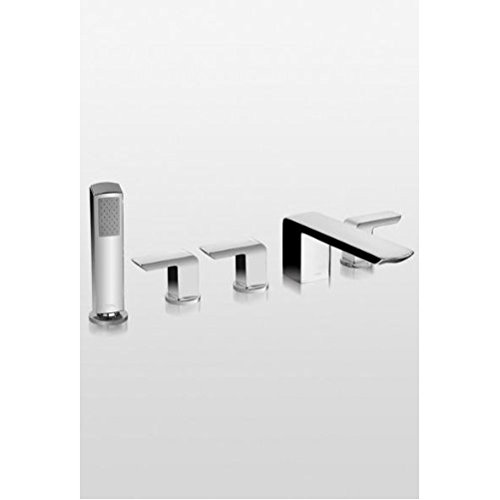 TOTO TB960S#CP Soiree 5 Hole Trim, Chrome by Toto B001HYS48I