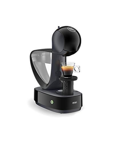 De'Longhi Dolce Gusto Infinissima EDG160.A – Cafetera de cápsulas, 15 bares de presión, color antracita